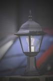 DSC01773  昼間の門燈-1