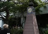 谷中小学校の古時計.
