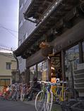 谷中の自転車屋さん.