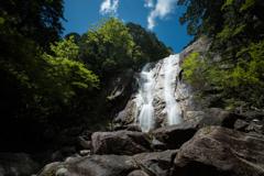 初夏の天河滝③