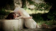 眠れる森の…♡