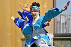 TADANO楽楽連@YOSAKOI高松祭り①