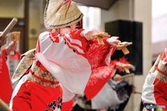 さぬき舞人@YOSAKOI高松祭り①
