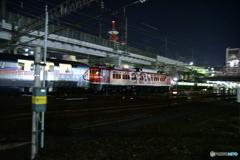 カシオペア紀行青森  EF81 95