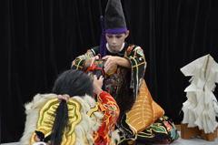 神楽の舞~葛城山~