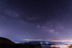 那須の夜景