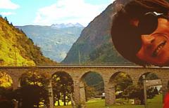 スイス ループ橋