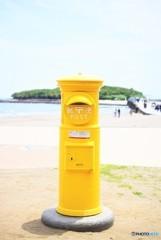Yellow post ♪