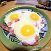 早寝、早起き、朝ご飯♪