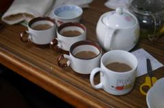 インスタントコーヒータイム