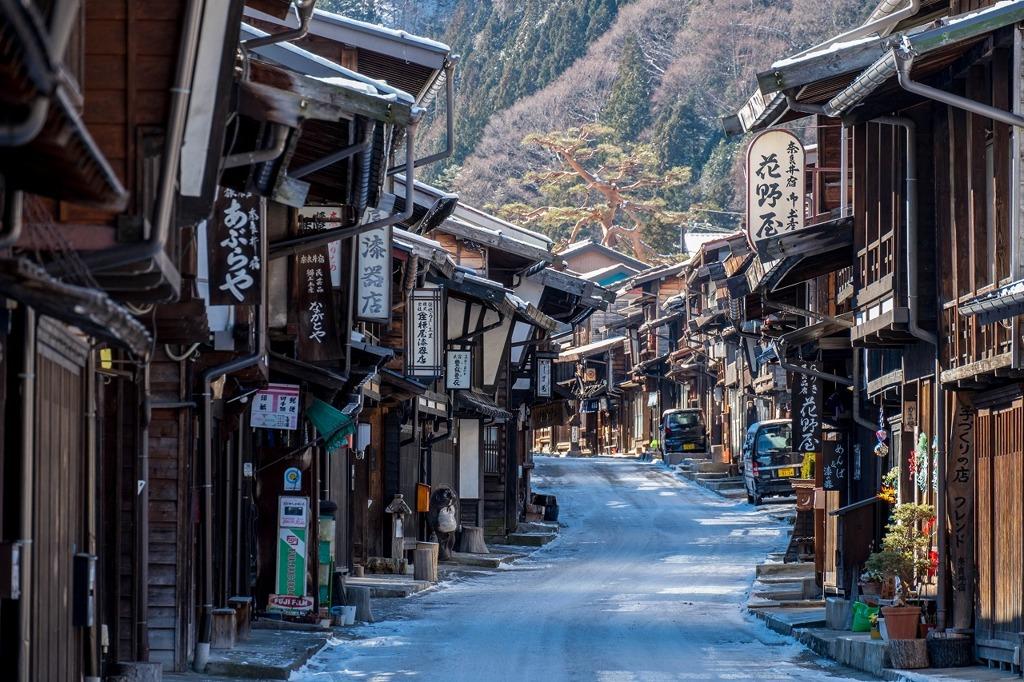 奈良井宿(6)