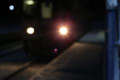 美祢線下り1番列車
