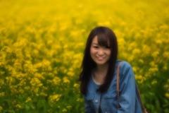 菜の花畑~♬*゜