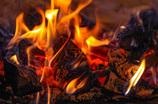 寒い日は ~囲炉裏~