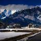 山と暮らす ~雪解け道~