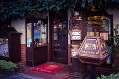 裏通りの喫茶店
