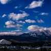 山と暮らす・・・(長野市郊外)