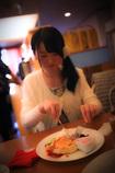 お腹いっぱい~♪ .*