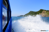青海島周遊