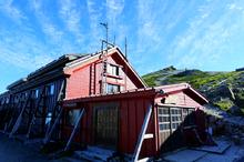 家族登山2016 白馬山荘