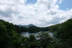 夏の毘沙門沼2