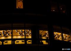 夜のカフェタイム