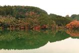 湖面のリフレクション