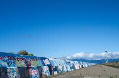 岸壁の画廊 quay gallery