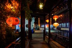 山塘街の夜#2