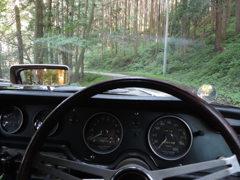 林間ドライブ 2324 S800クーペ