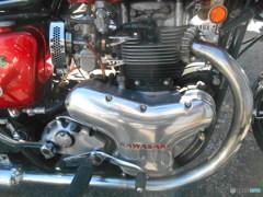 エンジン 7822 カワサキW1