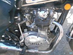エンジン 7823  ヤマハ 650