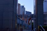 都会の黄昏