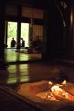 囲炉裏のある風景3