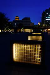 横浜夜景 <キングの塔>