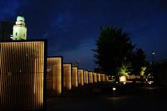 横浜夜景 <クイーンの塔>