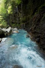 栃木の渓散策