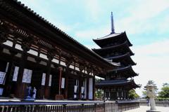 奈良を訪ねて