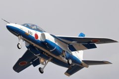 松島基地ブルー着陸2