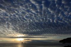 きれいな雲