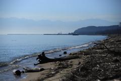 今日の海岸