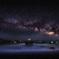 神磯の銀河 ローアングル