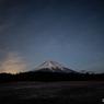 朝霧高原の星景