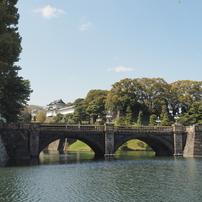日比谷公園と皇居周辺散策