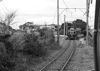 犬吠埼の銚子電鉄