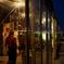 レンガ倉庫の夜