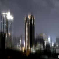 台灣、高雄の街Ⅱ、