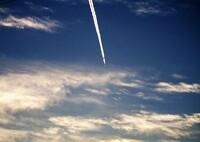 ひこうき雲の行方