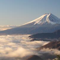 秀麗富嶽:雁ヶ原摺山