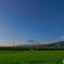 梅雨明け富士山とDY